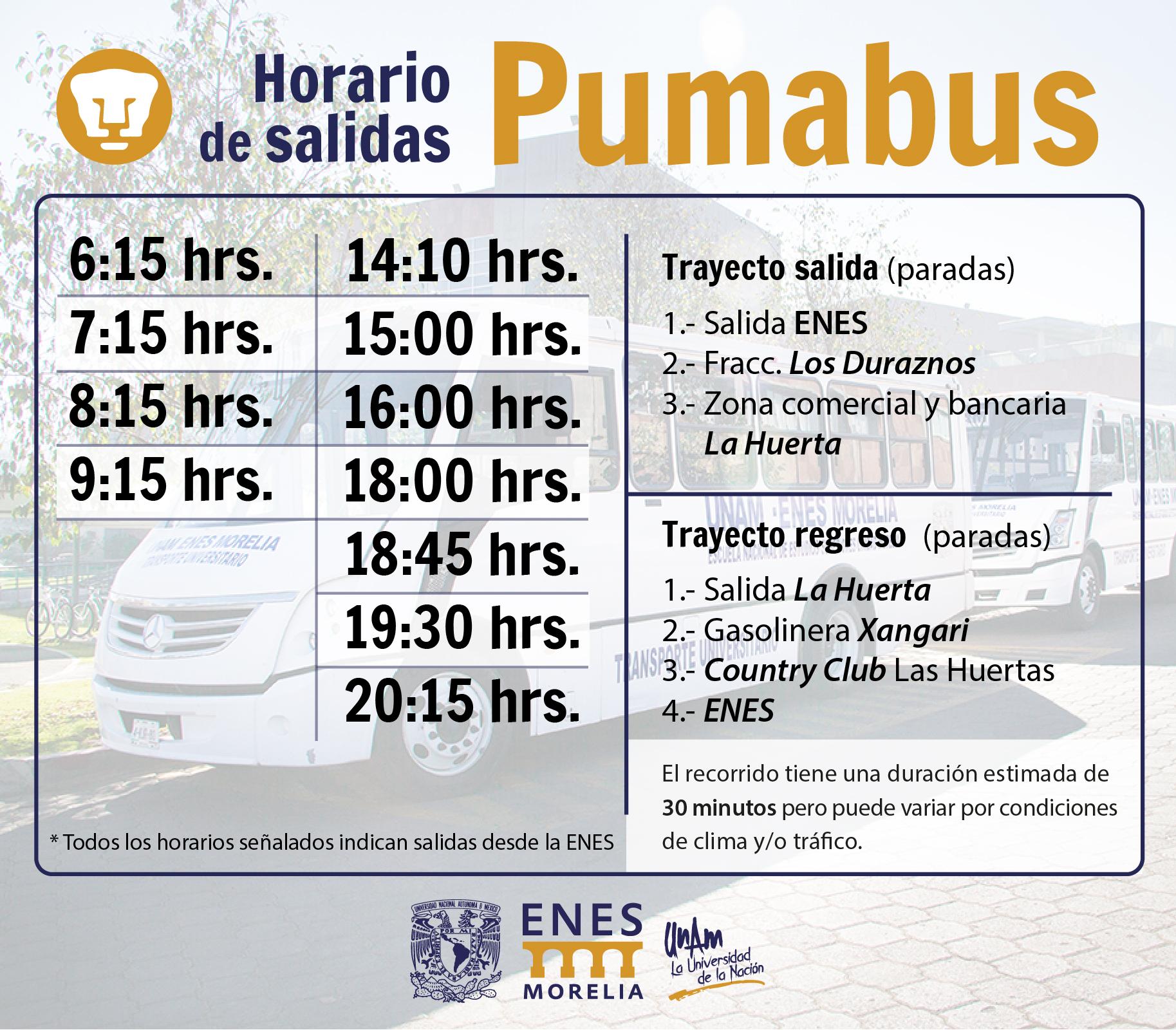 Pumabus-horarios-2020-01