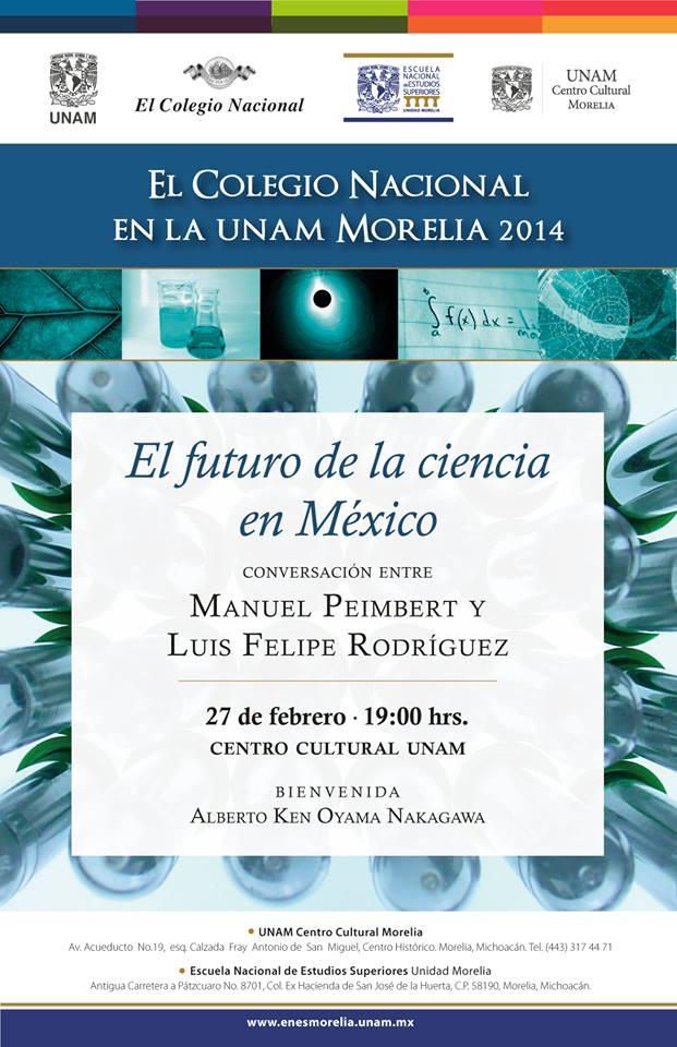 El futuro de la ciencia en México