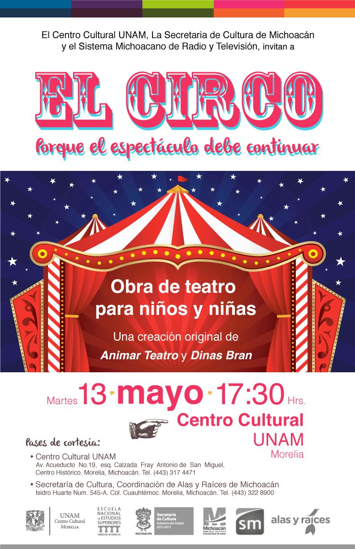 circo-centro-cultural-unam
