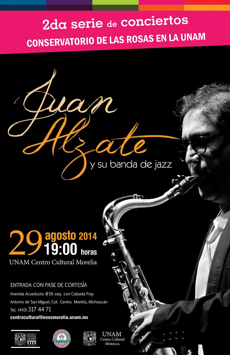 JUAN ALZATE A
