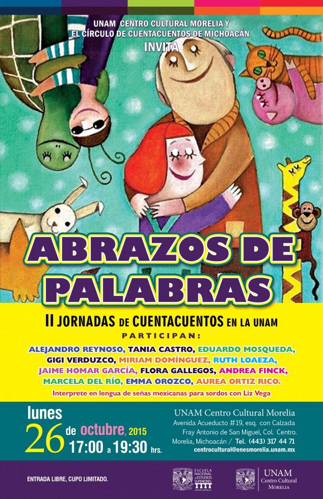 ABRAZOS DE PALABRAS