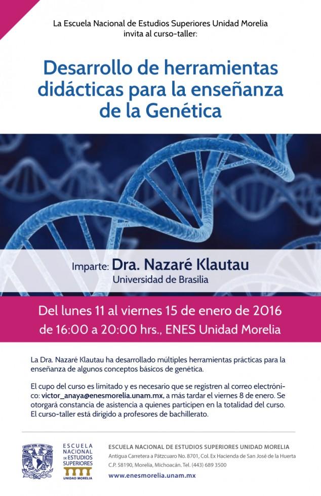 curso-taller-genetica