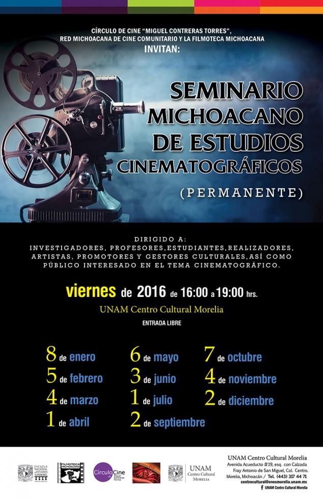 seminario cine