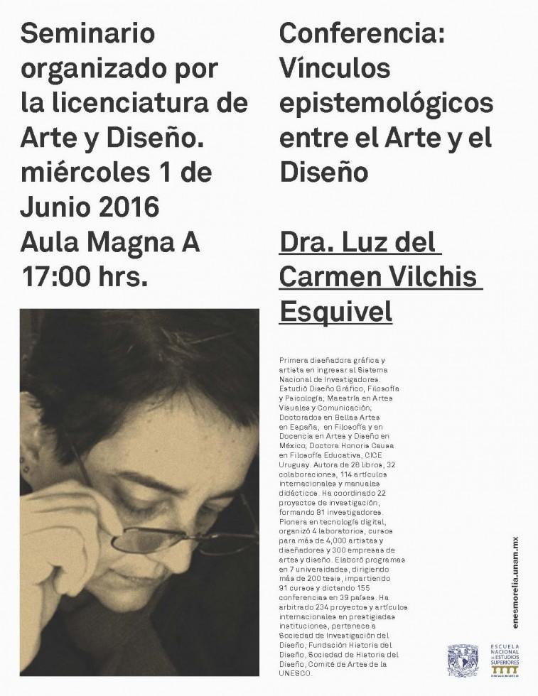 conferencia Vilchis