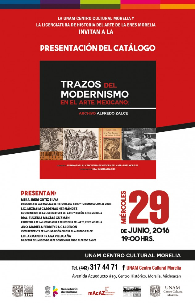 MODERNISMO catalogo