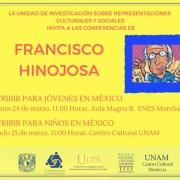 Francisco Hinojosa 25 de marzo