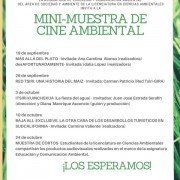 Mini Muestra de Cine Ambiental