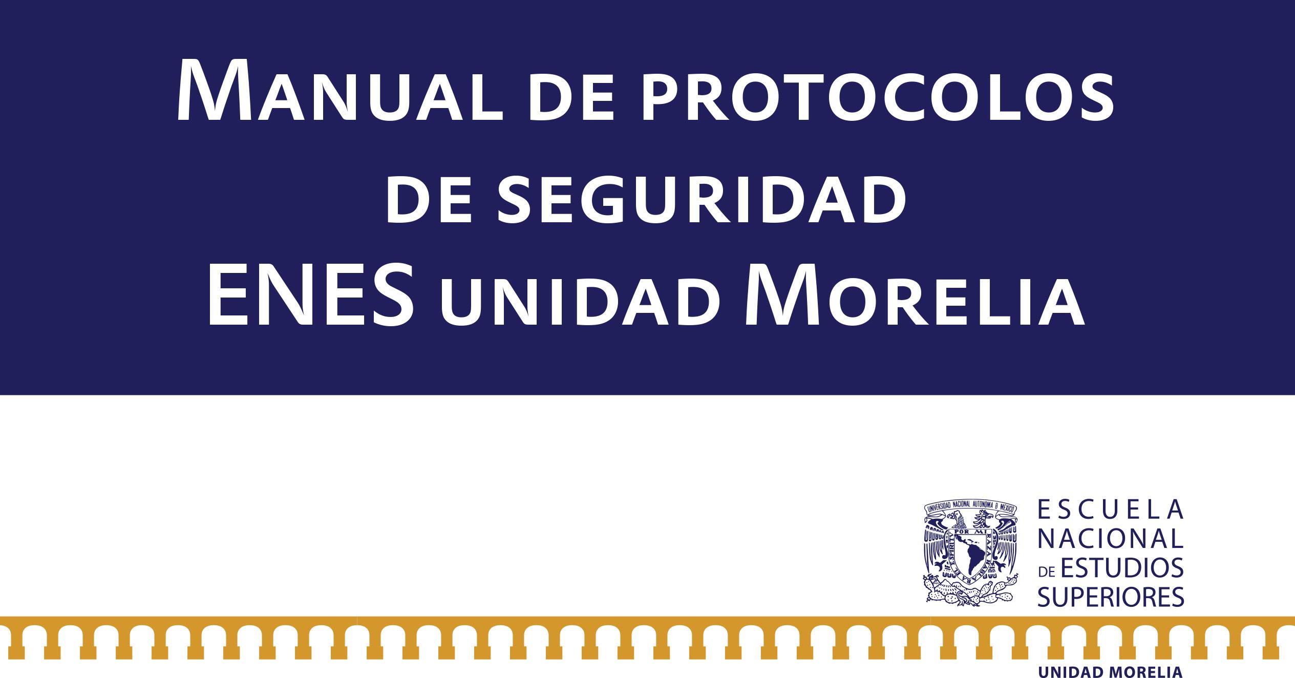 Protocolo de seguridad ENES-1