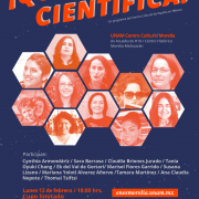 Científicas 2018F