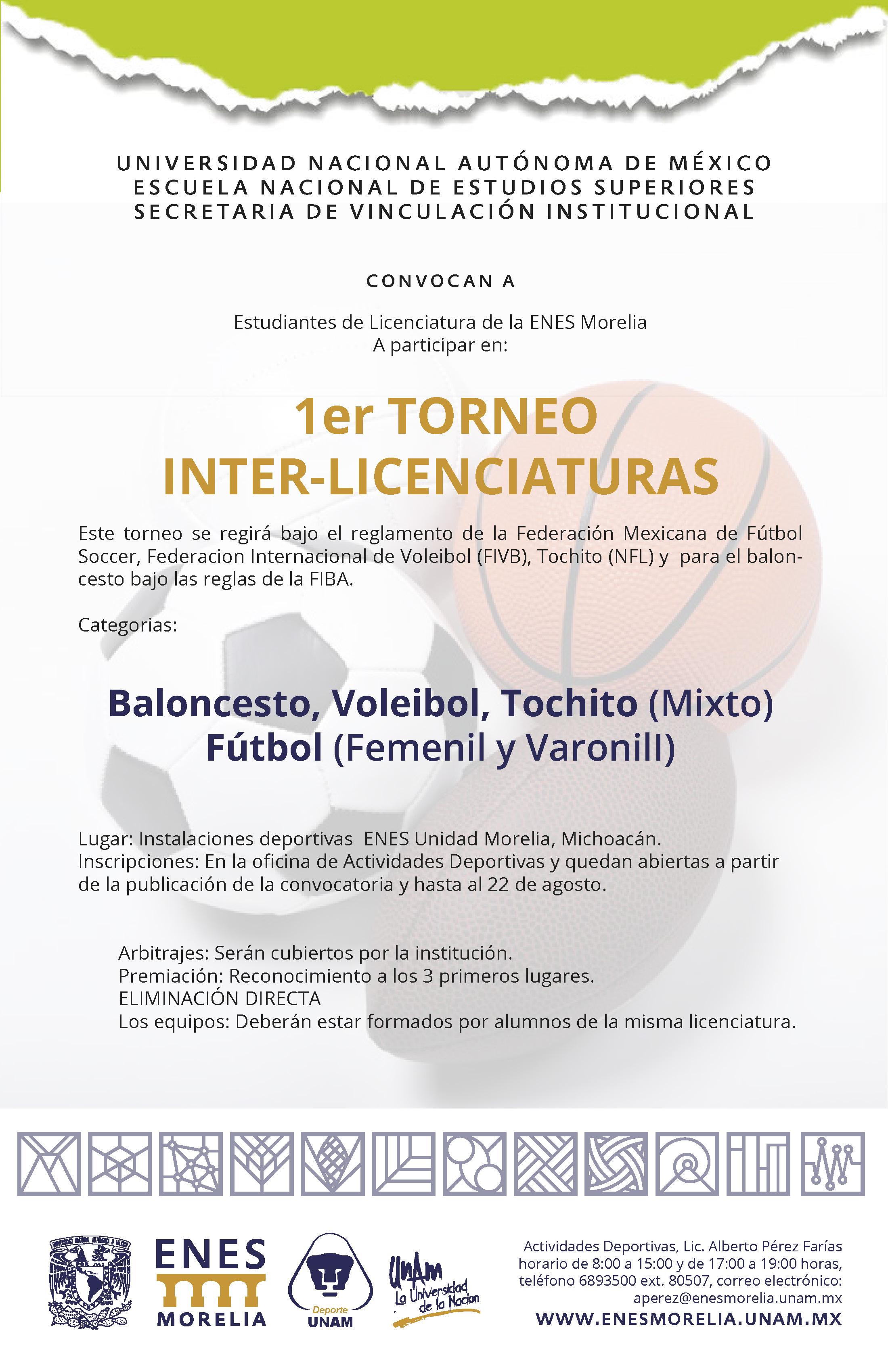 Inter-licenciaturas-ENES