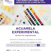 Acuarela Experimental